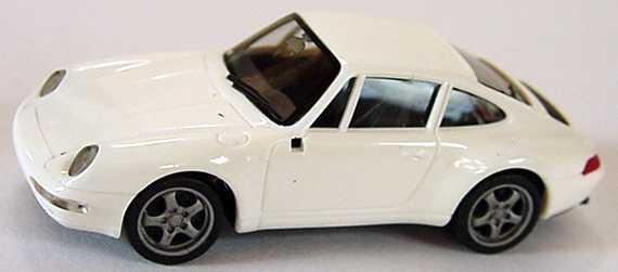 Foto 1:87 Porsche 911 Carrera (993) weiß herpa 022163