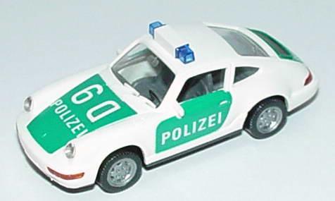 Foto 1:87 Porsche 911 Carrera  Polizei D9 Wiking 10405