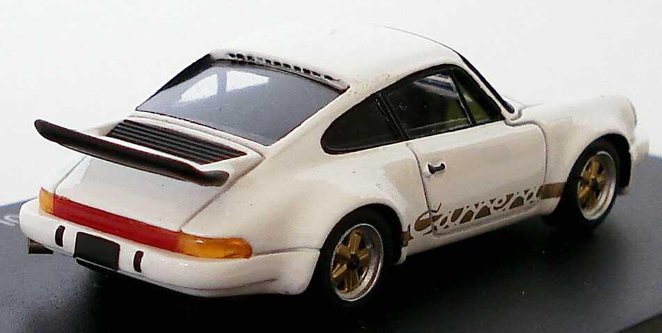 Foto 1:87 Porsche 911 Carrera RS 3.0 weiß/gold Spark 87S022