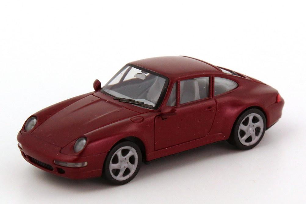 Foto 1:87 Porsche 911 Carrera S (993) arenarot-met. herpa 032230