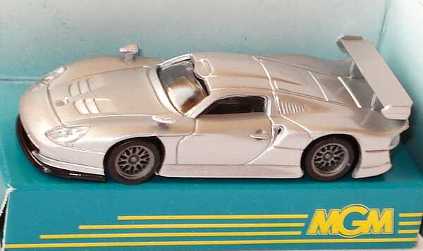 Foto 1:87 Porsche 911 GT1 ´97 silber-met. MGM 0013