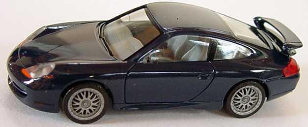 Foto 1:87 Porsche 911 GT3 (996) dunkelblau herpa 022606