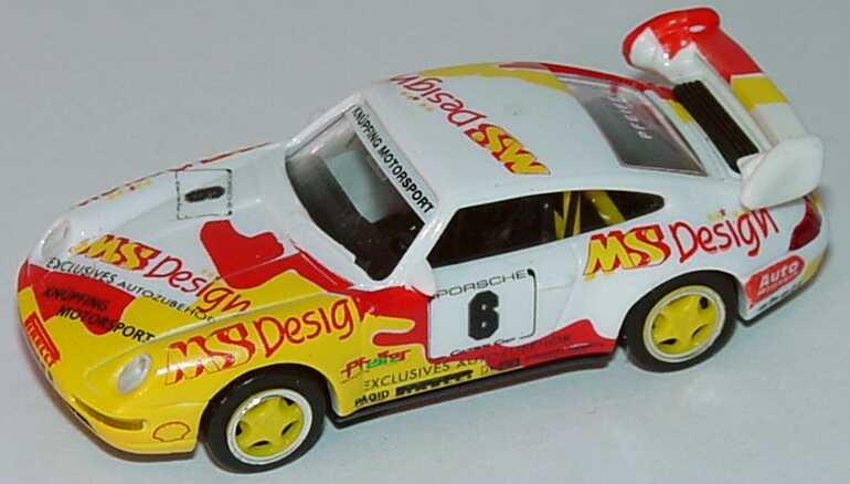 Foto 1:87 Porsche 911 RS Clubsport (993) PCC ´95 Knüpfing. MS Design Nr.6, Pfeifer euromodell 00401