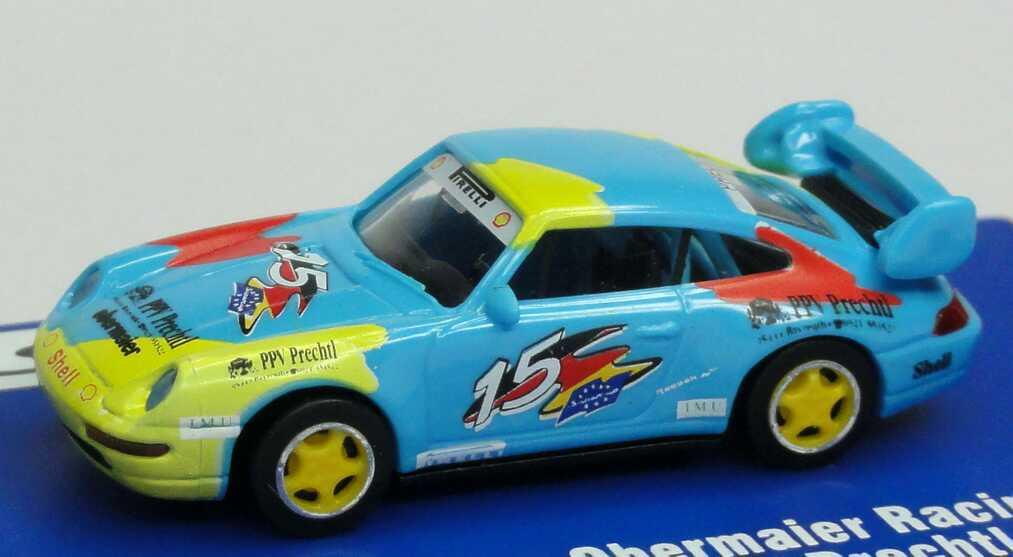 Foto 1:87 Porsche 911 RS Clubsport (993) PSC ´95 Obermaier Racing, PPV Nr.15, Prechtl euromodell 01410