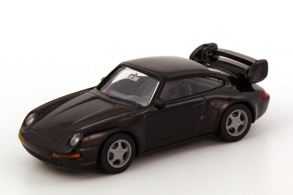 Foto 1:87 Porsche 911 RS Clubsport (993) schwarz euromodell