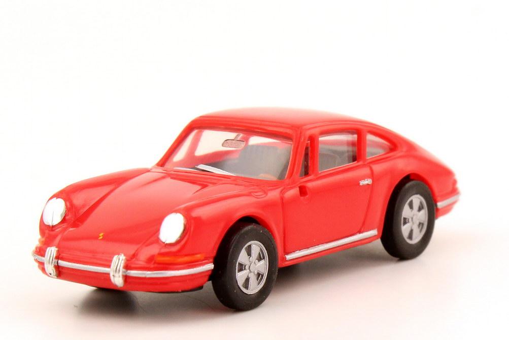 Foto 1:87 Porsche 911 S rot herpa 022408