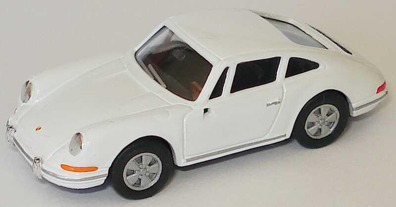 Foto 1:87 Porsche 911 S weiß herpa 022408/147200