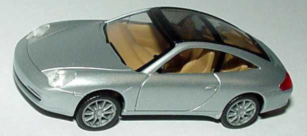 Foto 1:87 Porsche 911 Targa (996) silber-met. herpa 033039