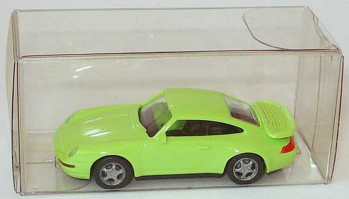 Foto 1:87 Porsche 911 Turbo (993) hellmaigrün euromodell