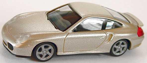 Foto 1:87 Porsche 911 Turbo (996) champagner-met. herpa 032834