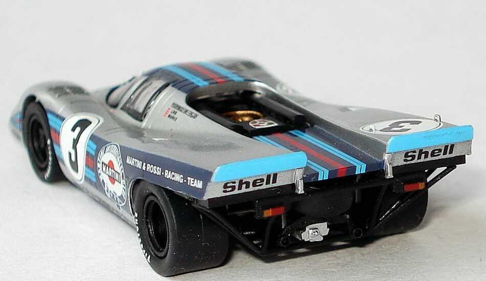 Foto 1:87 Porsche 917 K Daytona 1971 Martini-Racing Nr.3, Lins / Marko Brekina 16004