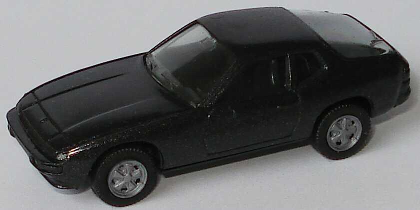 Foto 1:87 Porsche 924 schwarz-met. herpa 3002