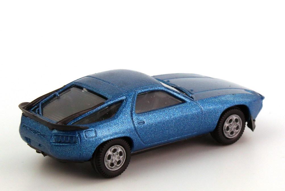Foto 1:87 Porsche 928S blau-met., Telefonfelgen herpa 3025