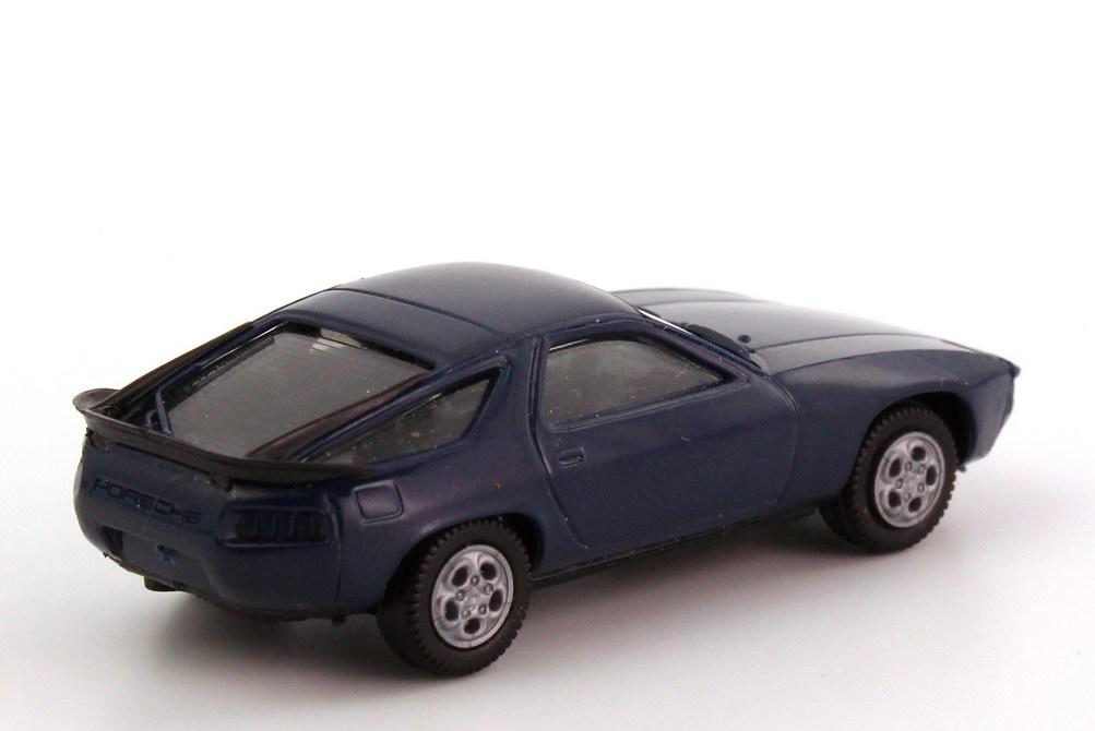 Foto 1:87 Porsche 928S dunkel-blau, Telefonfelgen herpa 2025