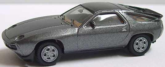 Foto 1:87 Porsche 928S grau-met. herpa 3025