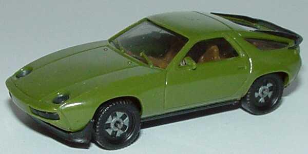 Foto 1:87 Porsche 928S olivgrün, IA beige herpa 2025