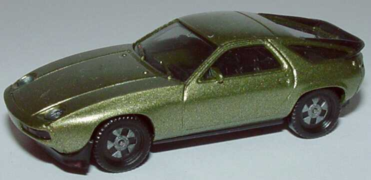 Foto 1:87 Porsche 928S olivgrün-met. herpa 3025