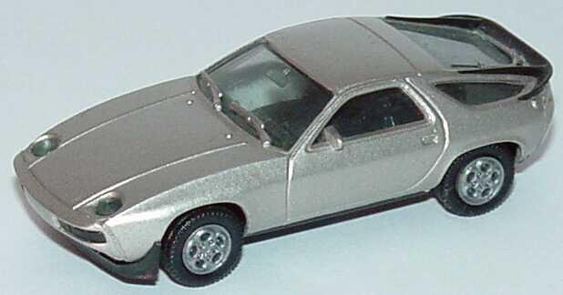 Foto 1:87 Porsche 928S rauchsilber-met. herpa 3025