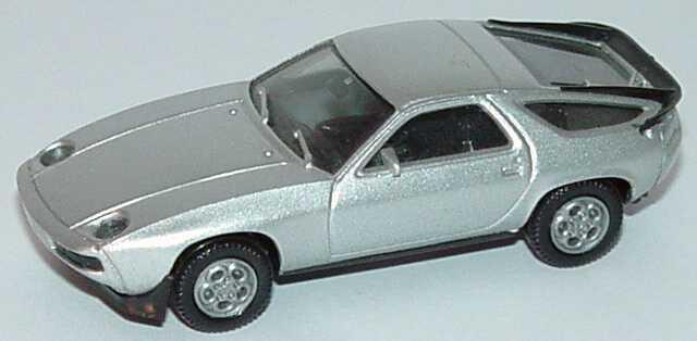 Foto 1:87 Porsche 928S silbermet., Telefonfelgen herpa 3025