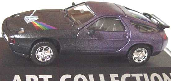Foto 1:87 Porsche 928 S4 Dreams Art Collection herpa 045056