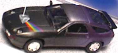 Foto 1:87 Porsche 928 S4 Dreams (Spiegel abgebrochen, ohne Box) herpa