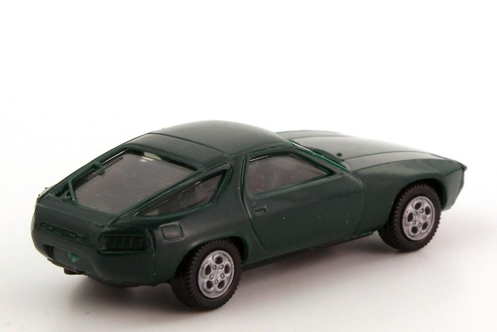 Foto 1:87 Porsche 928 dunkel-grün, Telefonfelgen herpa 2013