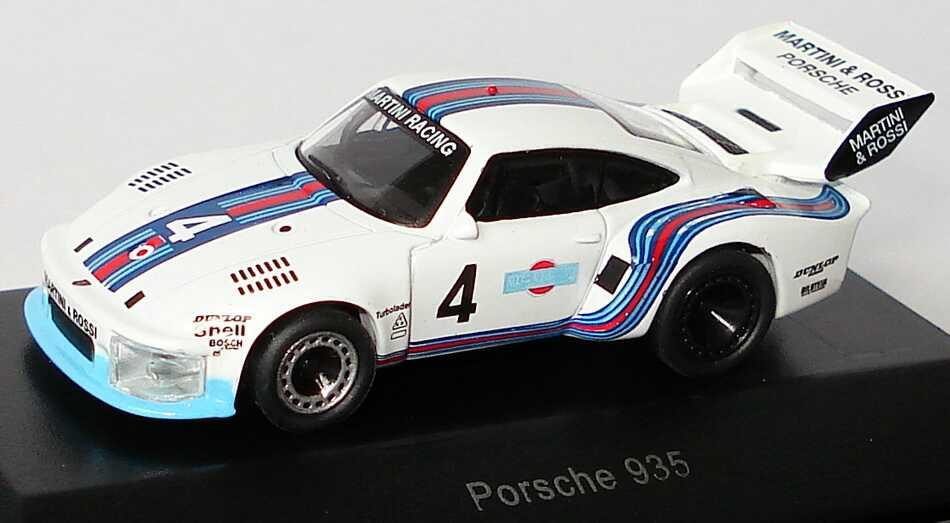 Foto 1:87 Porsche 935 Gruppe 5 Martini Racing Nr.4 Schuco 452561800