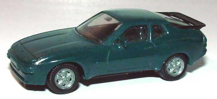 Foto 1:87 Porsche 944 dunkelgrün herpa 2039