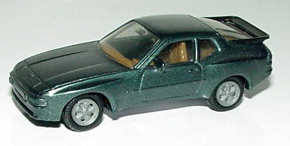 Foto 1:87 Porsche 944 grün-met. herpa 3039