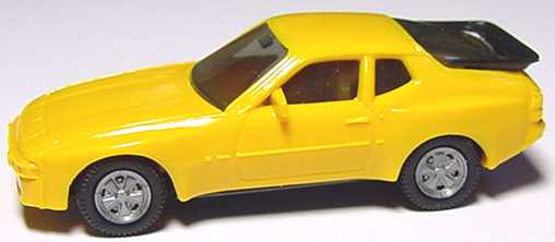 Foto 1:87 Porsche 944 orangegelb herpa 2039