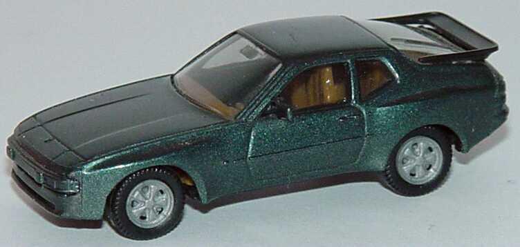 Foto 1:87 Porsche 944 petrol-met. herpa 3039