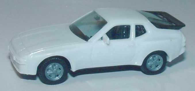 Foto 1:87 Porsche 944 weiß herpa 2039