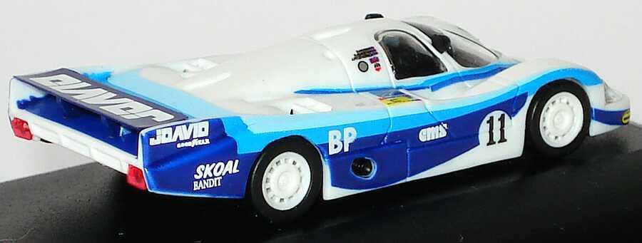 Foto 1:87 Porsche 956 Boss, Terrarent Nr.11, Hobbs / Quester / Fritzpatrick (24 h Le Mans 1983) MGM 4022p