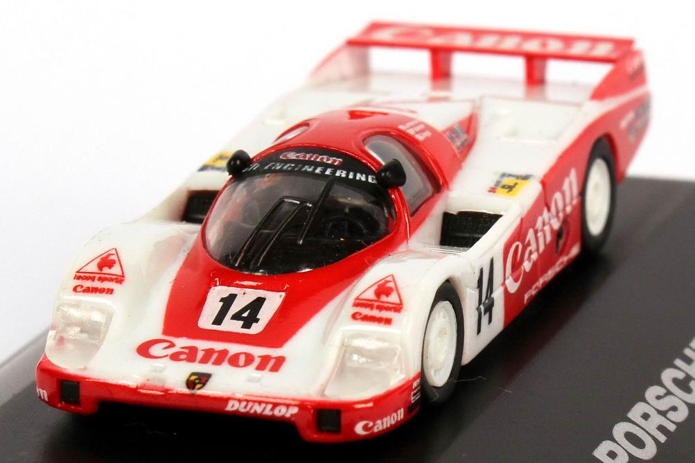 Foto 1:87 Porsche 956 L 24h von LeMans 1984 Canon Nr.14, Palmer / Lammers / Lloyd Trumpeter 16110