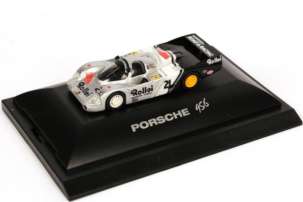 Foto 1:87 Porsche 956 L 24h von LeMans 1984 Rollei, Charles Ivey Racing Nr.21, De Cadenet / Grice / Craft Trumpeter 16117