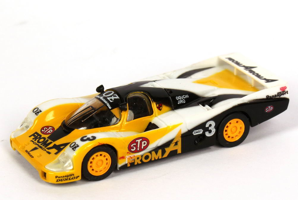 Foto 1:87 Porsche 956 L All Japan Sports Prototype Championship 1984 From A Racing Nr.3, Yoneyama / Oguchi Trumpeter 16114