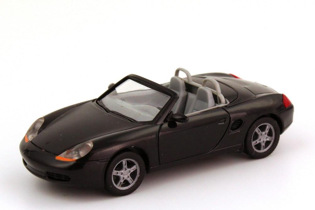 Foto 1:87 Porsche Boxster (986) schwarz herpa 022194