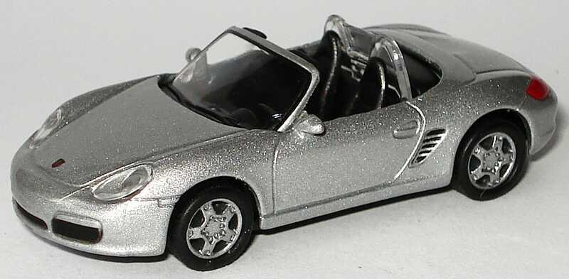 Foto 1:87 Porsche Boxster S (987) silber-met. Malibu International
