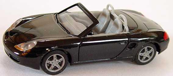 Foto 1:87 Porsche Boxster schwarz herpa 022194