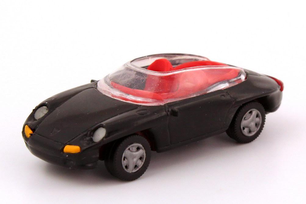 Foto 1:87 Porsche Panamericana schwarz, Vorserie Hohmann