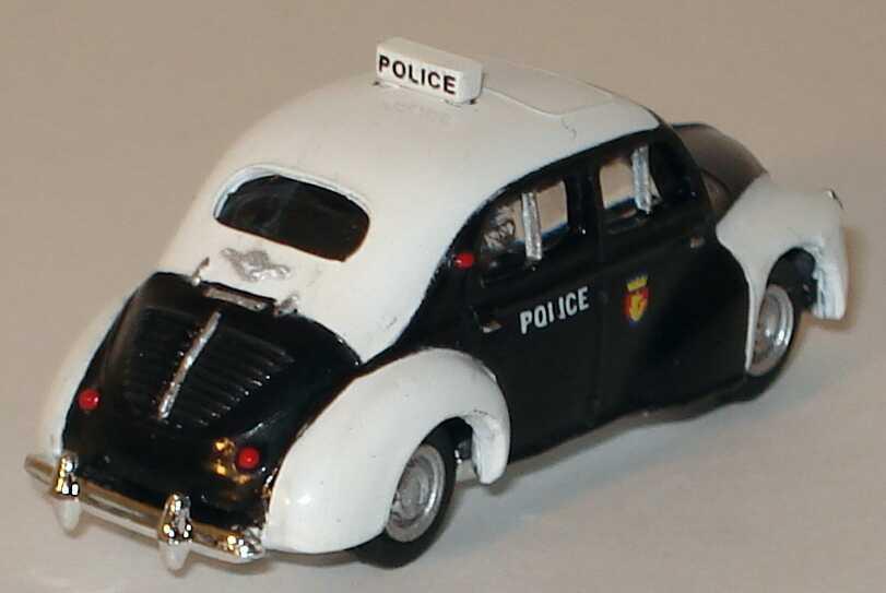 Foto 1:87 Renault 4 CV Police Norev 513202