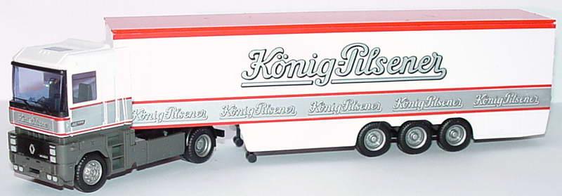 Foto 1:87 Renault AE 520 Magnum KoSzg Cv 2/3 König-Pilsener Albedo 700111