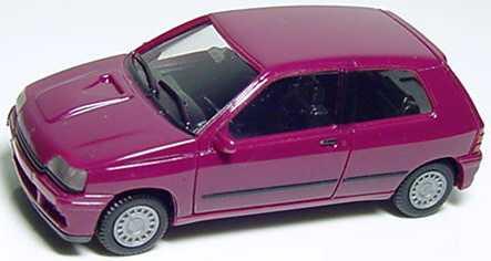 Foto 1:87 Renault Clio 16V dunkelviolett herpa 021364