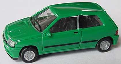 Foto 1:87 Renault Clio 16V grün herpa 021364