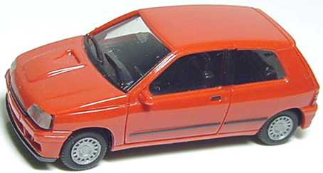 Foto 1:87 Renault Clio 16V rot herpa 021364