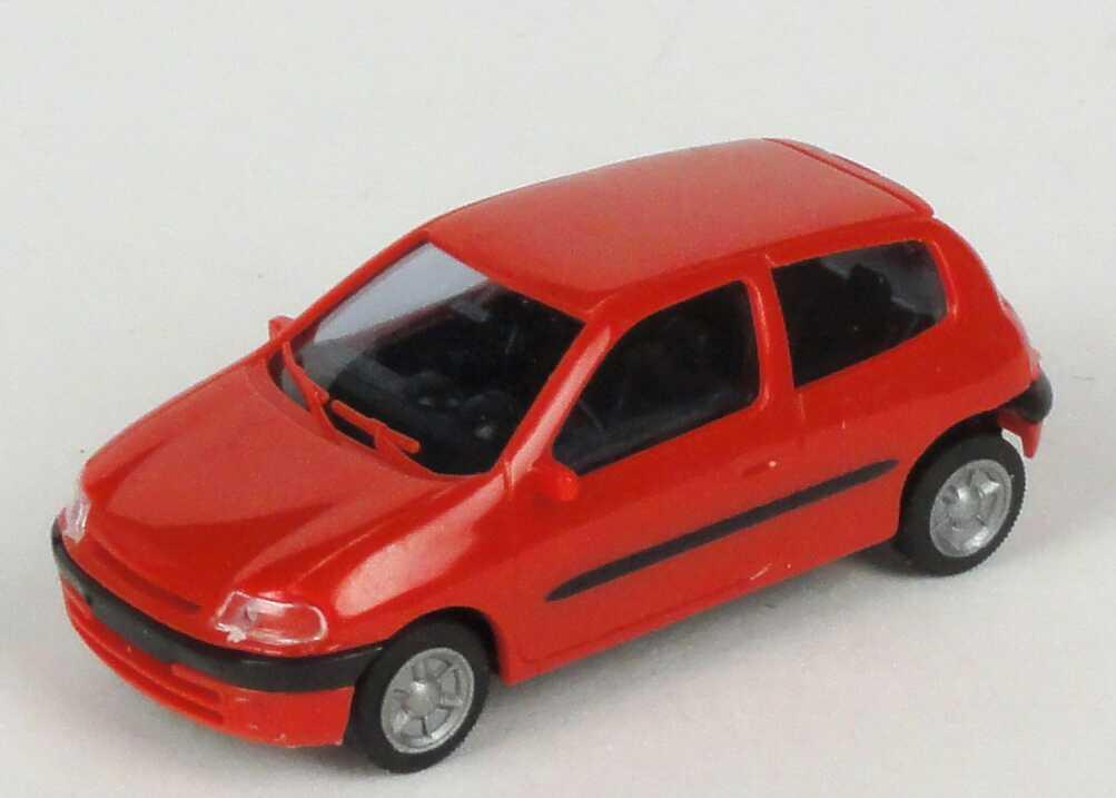 Foto 1:87 Renault Clio II 3türig orangerot-met. AMW/AWM 0330