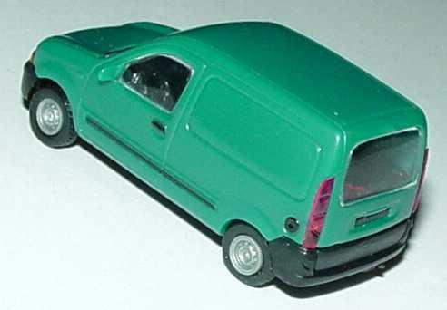 Foto 1:87 Renault Kangoo (ein Mittelfenster) grün Norev 511113