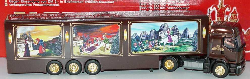 Foto 1:87 Renault Premium KoSzg Cv 2/3 Schneewittchen (Märchen Edition) Albedo 600006