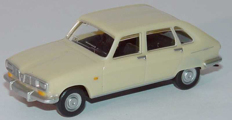 Foto 1:87 Renault R16 hellbeige Magic 451628