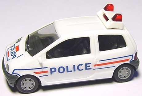 Foto 1:87 Renault Twingo Police (Frankreich) herpa 088015